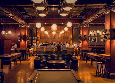 Bar Room by The Room Bar At The Chicago Athletic Association