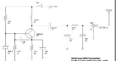 Radio Circuits Blog Noganaut Transmitter