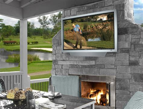 outdoor tv installation multimedia tech