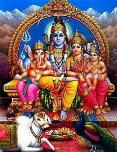 LORD SHIVA FAMILY WALLPAPERS ~ LORD BALAJI WALLPAPERS