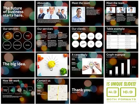 pitch deck template powerpoint last day 5 pitchstock powerpoint presentation decks only 17 mightydeals