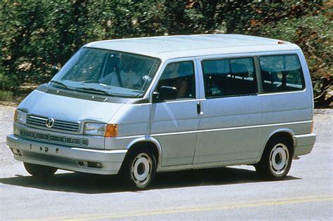 how cars work for dummies 1994 volkswagen eurovan navigation system 1993 03 volkswagen eurovan consumer guide auto