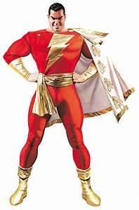 Dc Universe  Captain Marvel