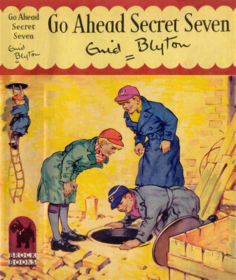 Go Ahead Secret Seven By Enid Blyton