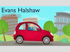 Evans Halshaw Used Cars Over 25,000 Cars in Stock YouTube