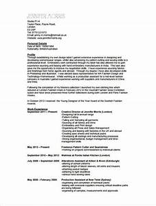 fashion designing resume format resume ideas With fashion resume templates