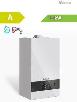 Gāzes kondensācijas katls Buderus Logamax plus GB192iT-25/210S