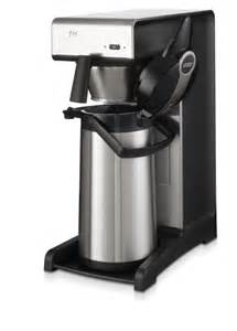 thermoskanne design bonamat th 10 gewerbe kaffeemaschine für gastronomie büro