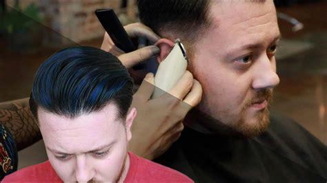 Mens Hair I Mens Hair Cut And Style 2016 I Blue