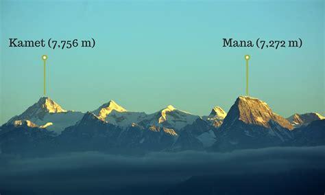 Peaks Visible From Kuari Pass-pangarchulla Peak