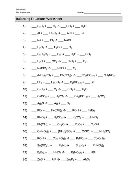 chemical formulas and equations worksheet worksheet chemical formulas and equations worksheet