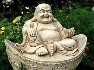 Buddha Bilder Gemalt : lachender buddha foto bild stillleben figuren und miniaturen verschiedenes bilder auf ~ Markanthonyermac.com Haus und Dekorationen