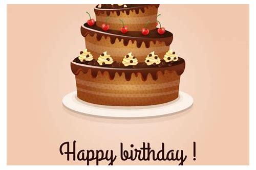 baixar de bolo feliz aniversário com fotos