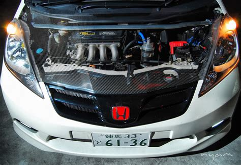 honda car modif collection honda jazz fit noblesse rs premium sport n a tuned