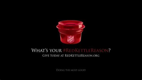 The Salvation Army TV Commercial, 'Feeding a Family ...