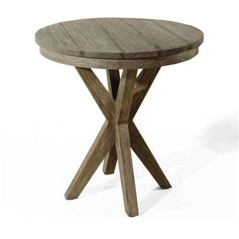 reclaimed wood  table  shaped legs