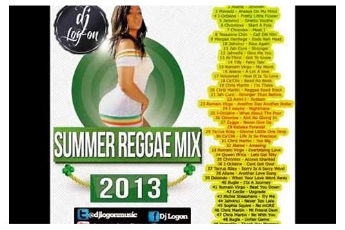 2013 reggae mix download :: statgaizuthin