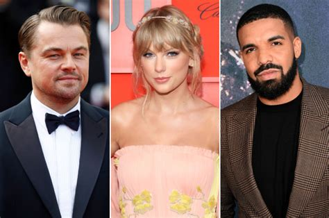 The Juiciest Celebrity References On Taylor Swifts Lover