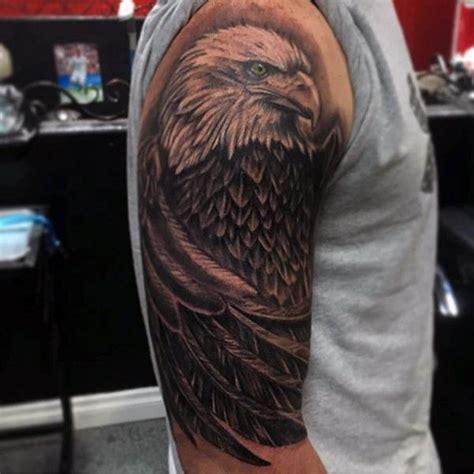 patriotic tattoos  men nationalistic pride design