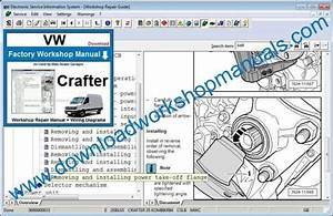 Vw Crafter Workshop Repair Manual