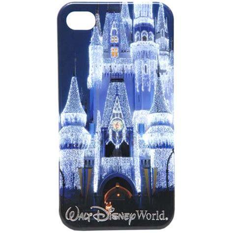 Disney iPhone 4s Case   Walt Disney World Cinderella Ice