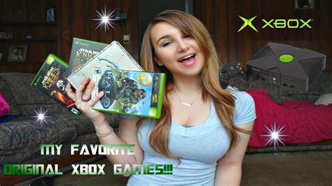 My Favorite Original Xbox Games Youtube