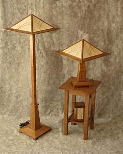 arts and crafts floor lamp diy woodworking projects With floor lamp woodworking plans