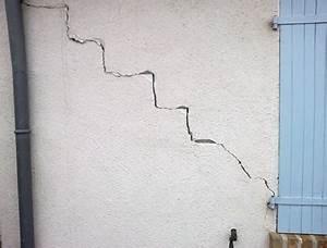 Fissure Maison Ancienne : fissures et affaissements stabilisation b timents et maisons uretek ~ Dallasstarsshop.com Idées de Décoration