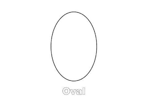 20 top gallery of oval best photos of oval coloring sheets for preschoolers