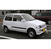 1990 Daihatsu Domino Photos Informations Articles