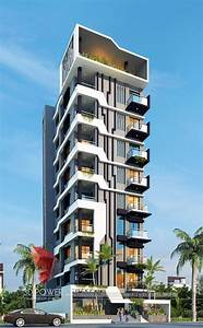 Appartement Ext U00e9rieur Design Moderne  U0026 Rendu 3d