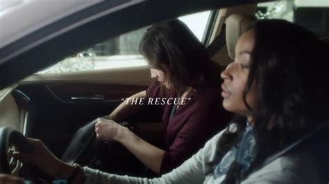 Cadillac Commercials by 2017 Cadillac Xt5 Tv Commercial The Rescue Ispot Tv