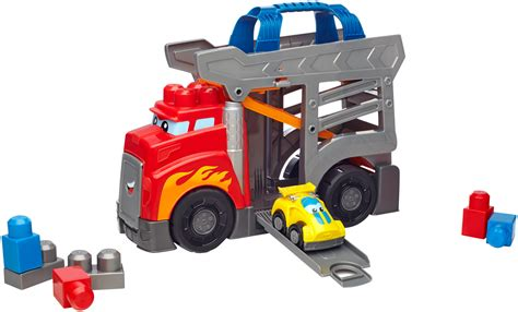 Mega Bloks First Builders™ Fast Tracks Racing Rig Toys