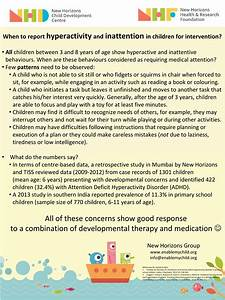 Attention Deficit Hyperactivity Disorder   New Horizons Group