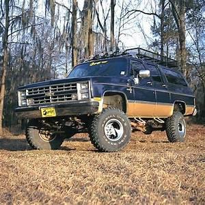 1988 Chevy S10 4x4 Lift Kit