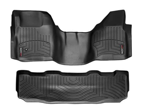 Weathertech Floor Mats F250 2008 2010 f250 f350 duty supercab weathertech