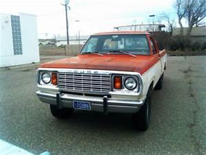 73caddydaddy93 1978 Dodge Power Wagon Specs  Photos