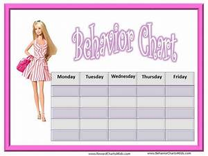Free Princess Behavior Chart Editable And Printable