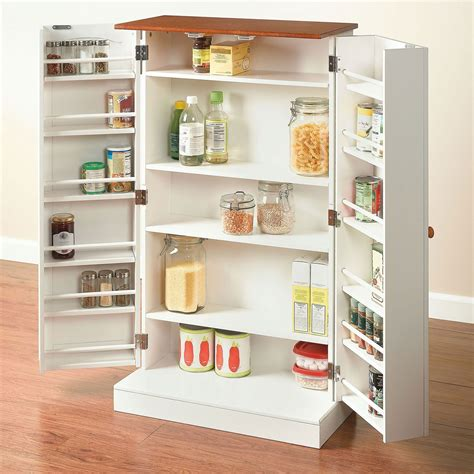 Pantry Storage For Small Spaces  Home Deals Of The Day