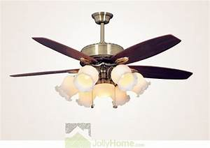 High graded elegant ceiling fan lights traditional