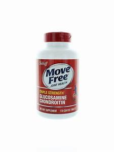 Schiff Move Free Joint Health Triple Strength Glucosamine Chondroitin