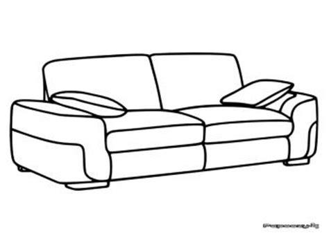 but canaper coloriage canapé catégorie meubles papoozy fr