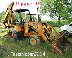 Case 580 C Tractor Loader Backhoe Parts  U0026 Catalog Manual