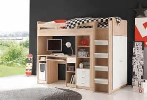 lit superposé avec bureau intégré conforama hoogslaper met bureau 10 leuke voorbeelden ik woon fijn