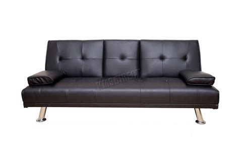 Westwood Similpelle Manhattan Divano Letto Reclinabile A 3