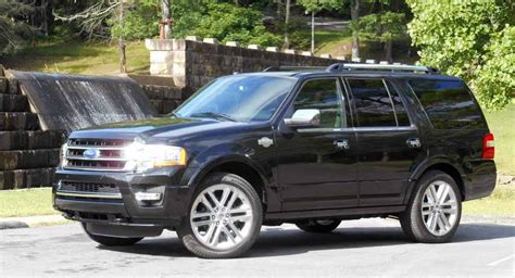 2015 Ford Expedition by 2015 Ford Expedition A Better Biggie The Daily Drive