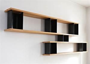 Etagere Murale Nuage : histoire de design charlotte perriand le japon biblioth ques ~ Teatrodelosmanantiales.com Idées de Décoration