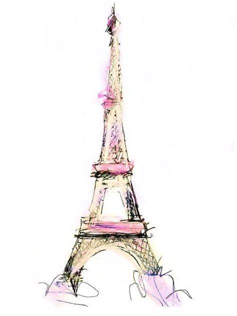 Best 25+ Eiffel Tower Drawing Ideas On Pinterest
