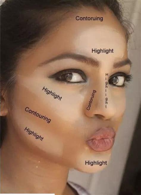 tips    apply makeup    places makeup