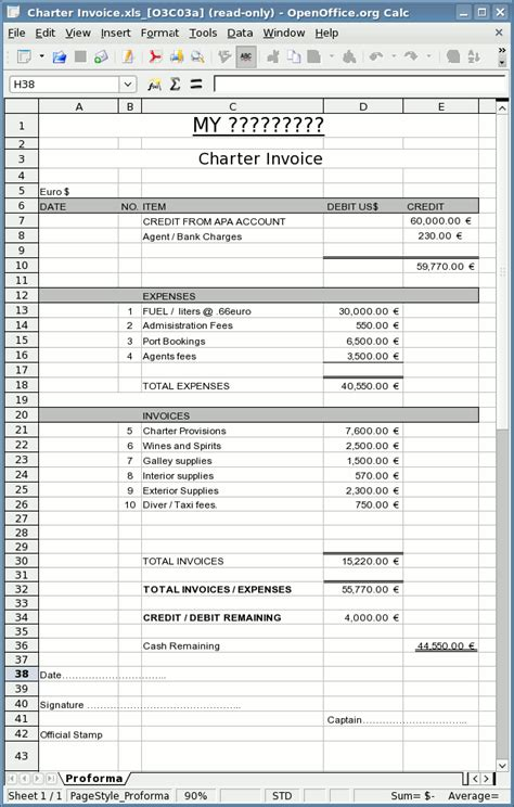 Charter Boat Captain Resume by 28 62886025757 Boat Invoice Painting Invoice Free